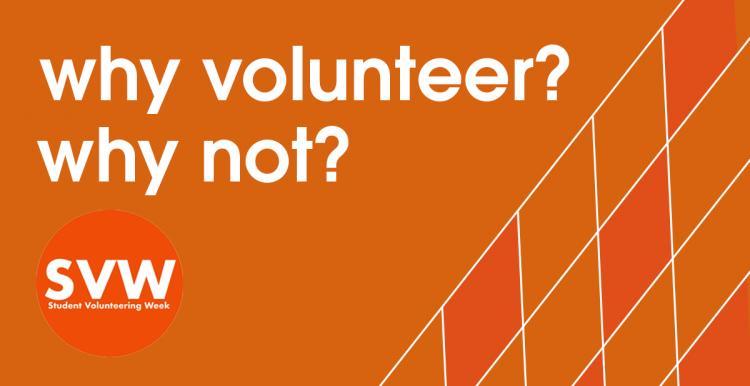 Student volunteer week