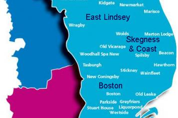 map east lindsey