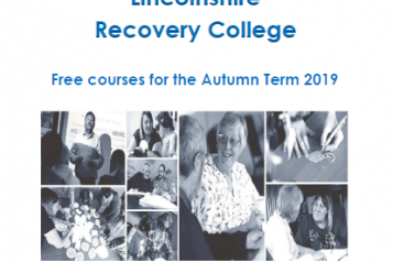 Lincolnshire recovery college