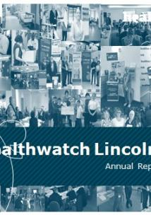 Healthwatch Annual Report 2017-18